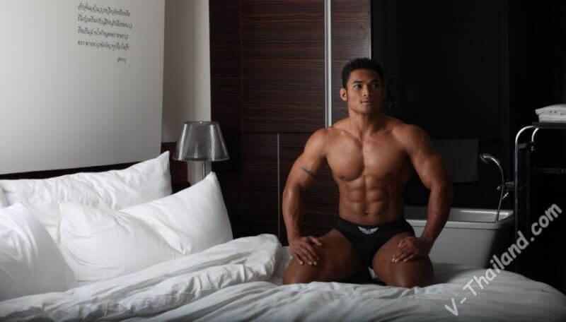 Патайский сексуалный массаж