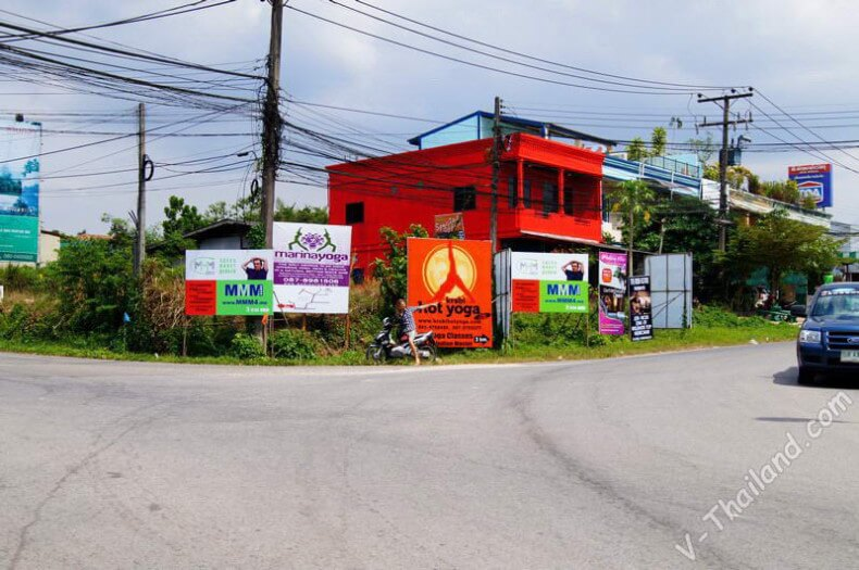 Реклама МММ в Тайланде