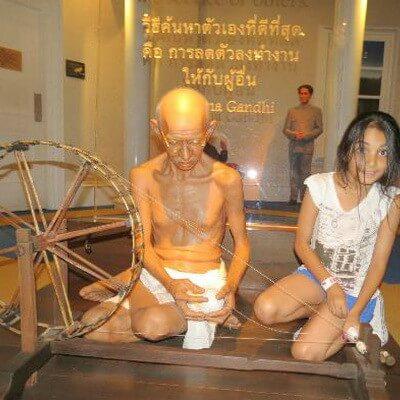 Музей Рипли в Паттайе - восковые фигуры