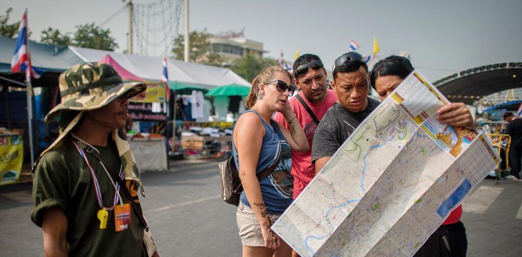 Тайланд турист