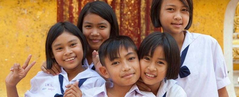 Почему тайцы так часто улыбаются?
