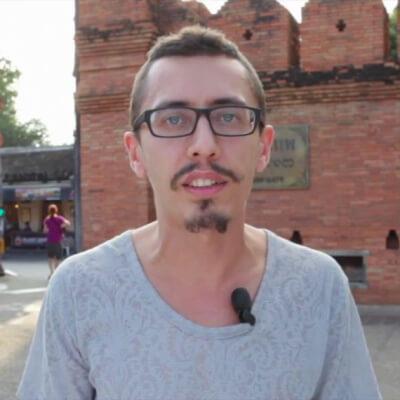"Автор курса ""Зимовка в Тайланде"" - Максим"