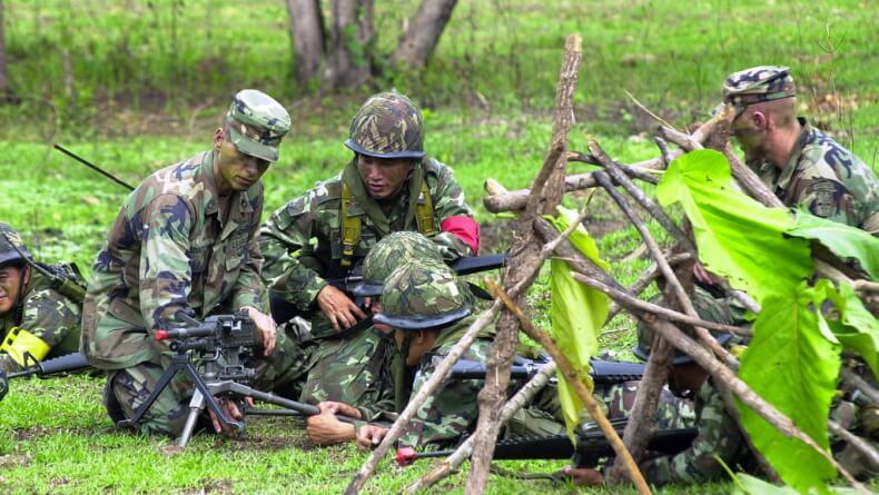 Тайская армия