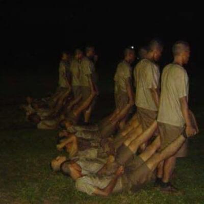 Спецназ в Тайланде