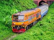 Железная дорога Тайланда