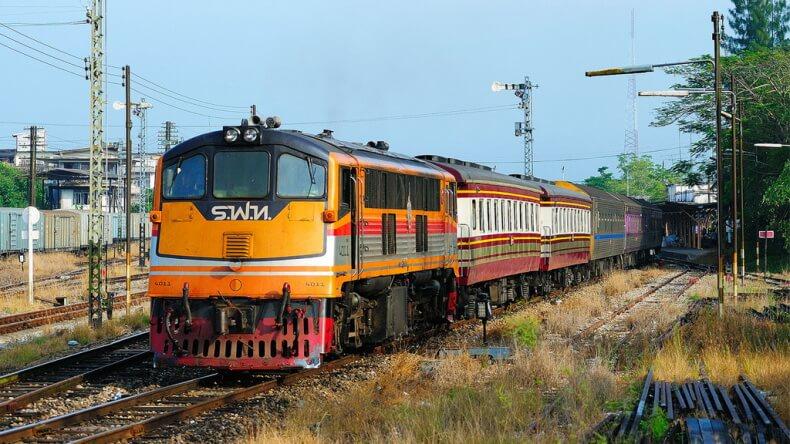 Железные дороги Тайланда