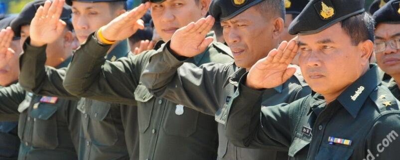 Армия Тайланда