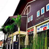 Отель Andaman House
