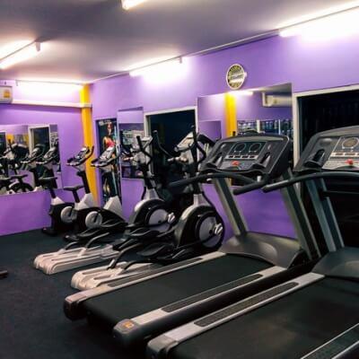 Фитнес в Паттайе