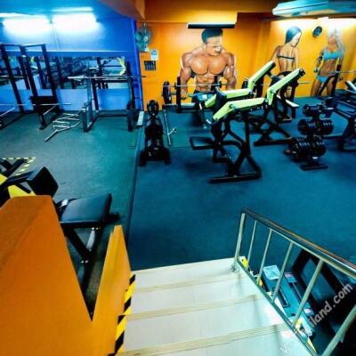 Спортивный зал в Паттайе