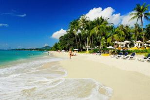 Пляжи на Самуи