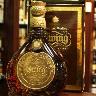 Виски Джонни Уолкер в Таиланде