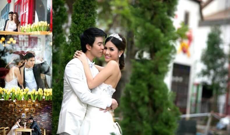 Свадьба в Мимозе в Паттайе
