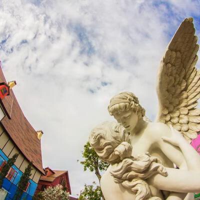 Мимоза - город любви в Паттайе