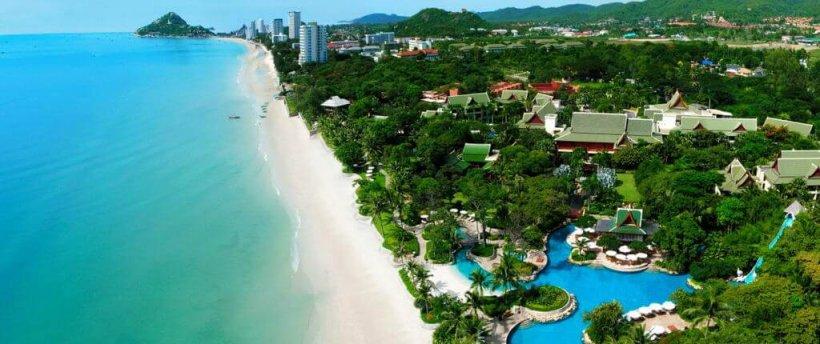 Как добраться из Бангкока до Хуа Хина