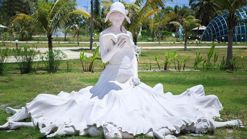 Парк эротических скульптур в Паттайе