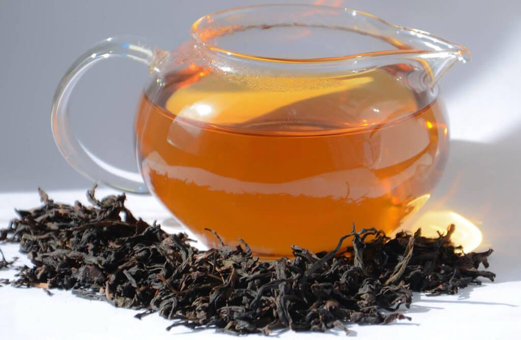 тайский синий чай из каких трав