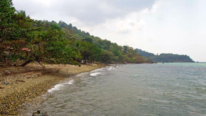 Жемчужный пляж на Ко Чанге