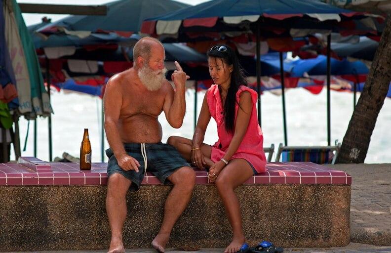 Цены в тайланде на проститутку