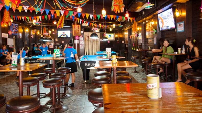 Бары в Бангкоке