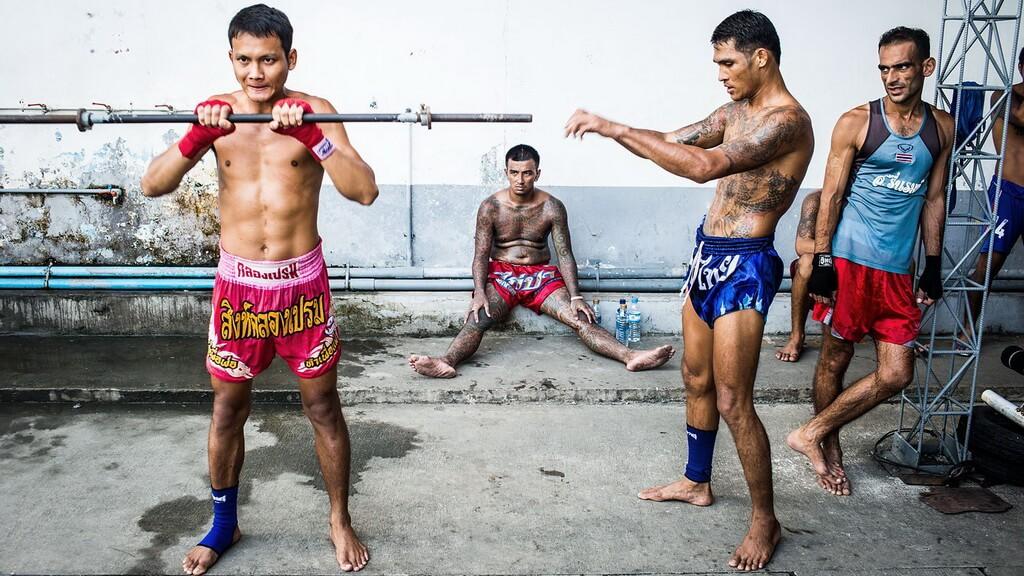 Секс в тайских тюрьмах