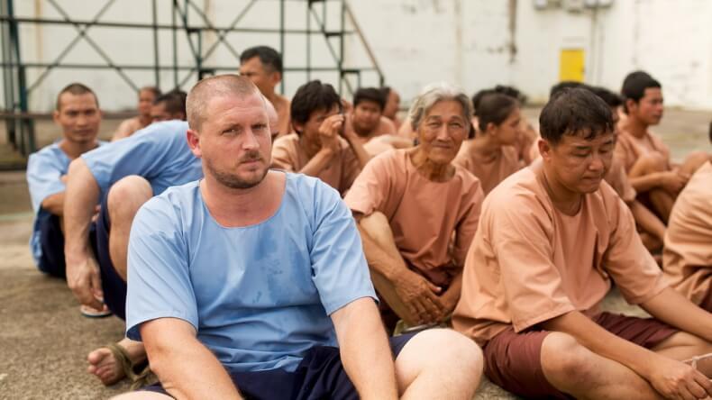 Русские в тюрьмах Тайланда