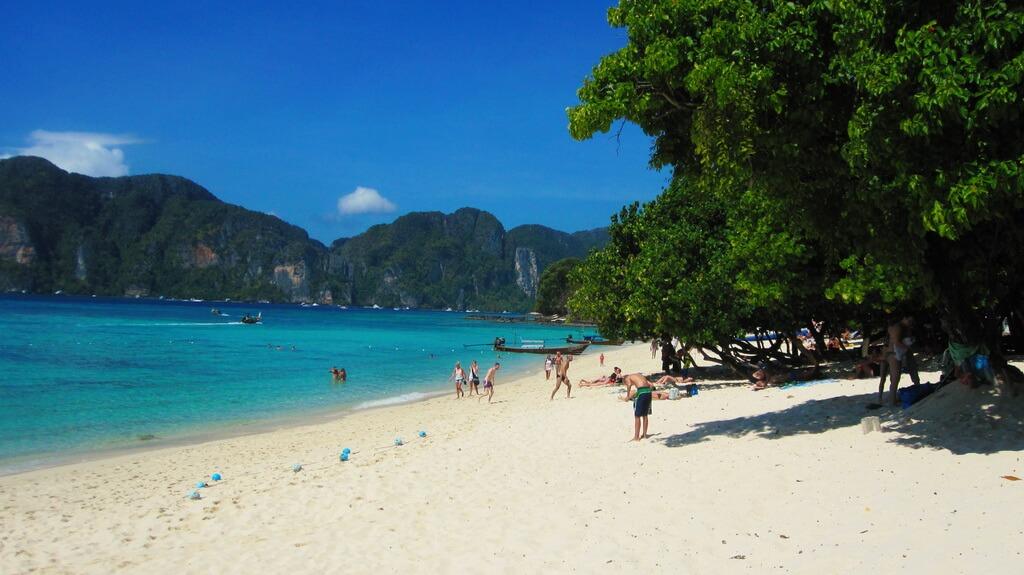 Фото пляжи на островах дона