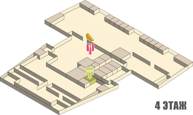 Аэропорт Краби - 4 этаж
