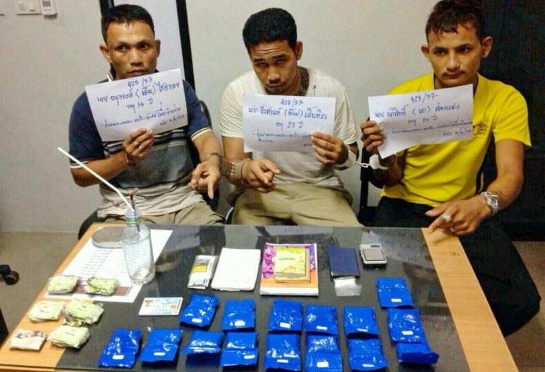 Наркотики в Тайланде