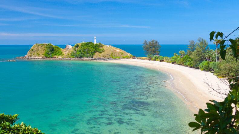 Остров Ко Ланта в Краби