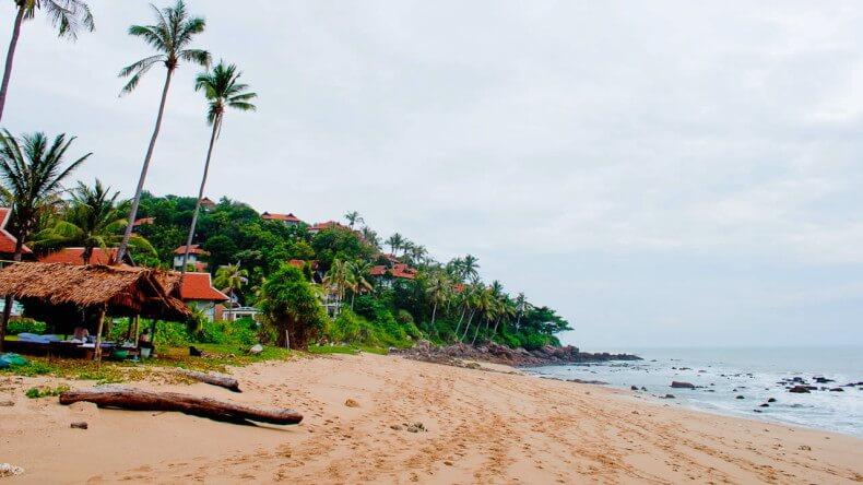 Отели на острове Ко Ланта