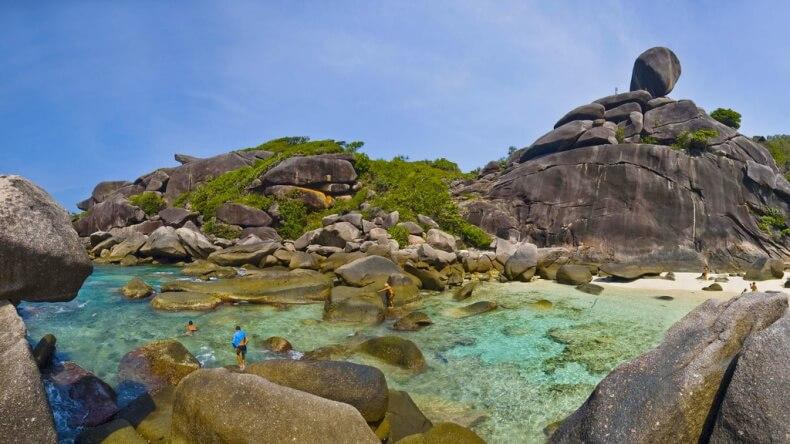 Туры на Симиланские острова