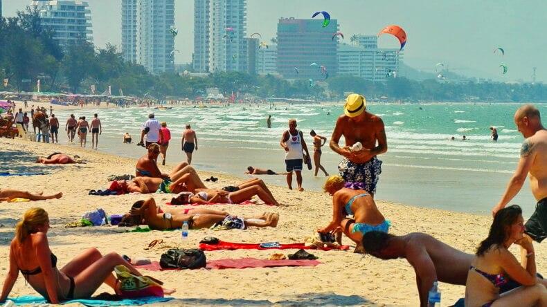 Северный пляж Хуа Хина
