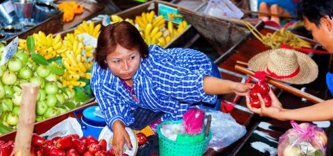 Покупки в Тайланде