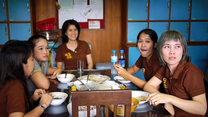 Тайский персонал