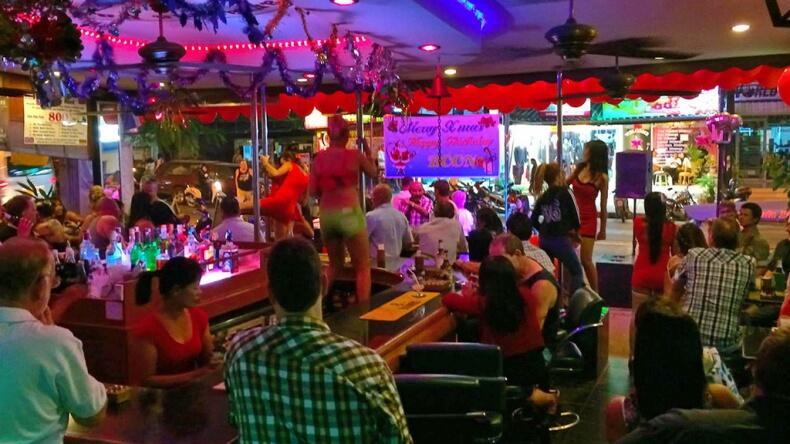 Ночной клуб Star Dice в Паттайе