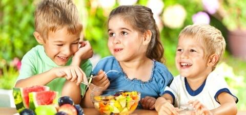 Чем кормить детей в Тайланде