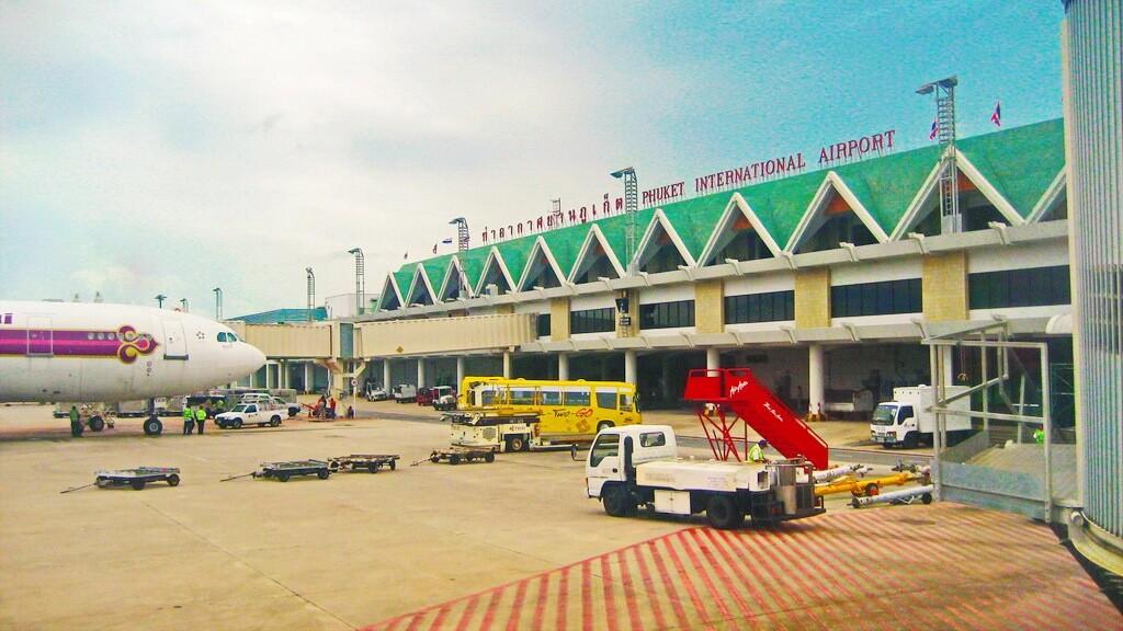 Аэропорт Пхукета как добраться до отеля онлайн табло