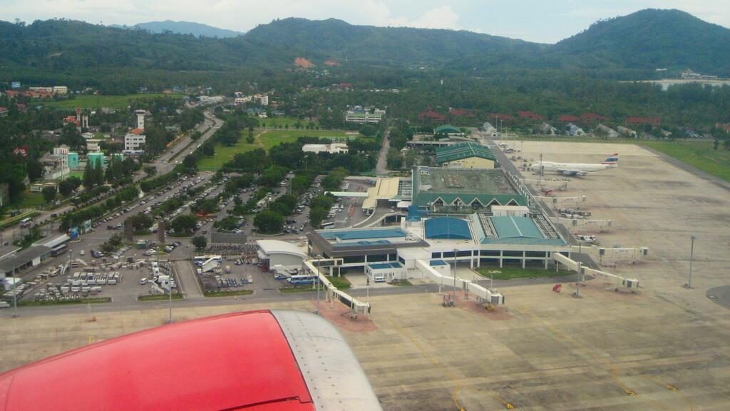 Суварнабхуми аэропорт Бангкока BKK схема