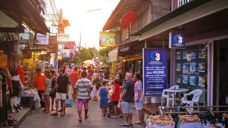 Рынки на Самуи
