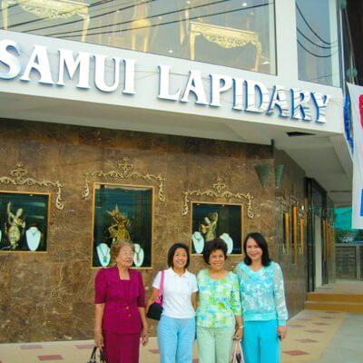 Ювелирный магазин Samui Lapidary на Самуи