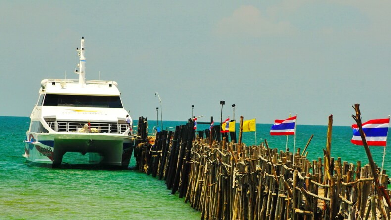 Как добраться до острова Ко Тао