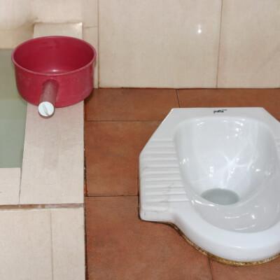 Тайcкие туалеты