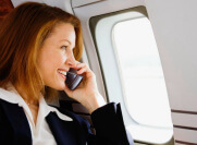 Можно ли пользоваться телефоном в самолете?