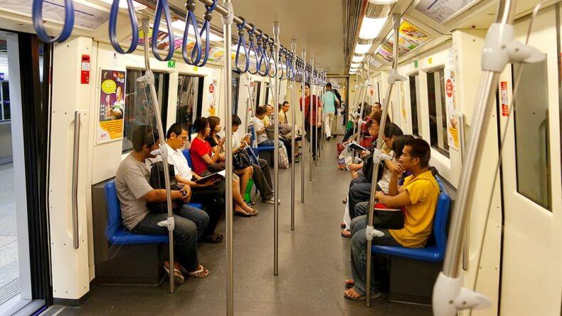 Подземное метро Бангкока