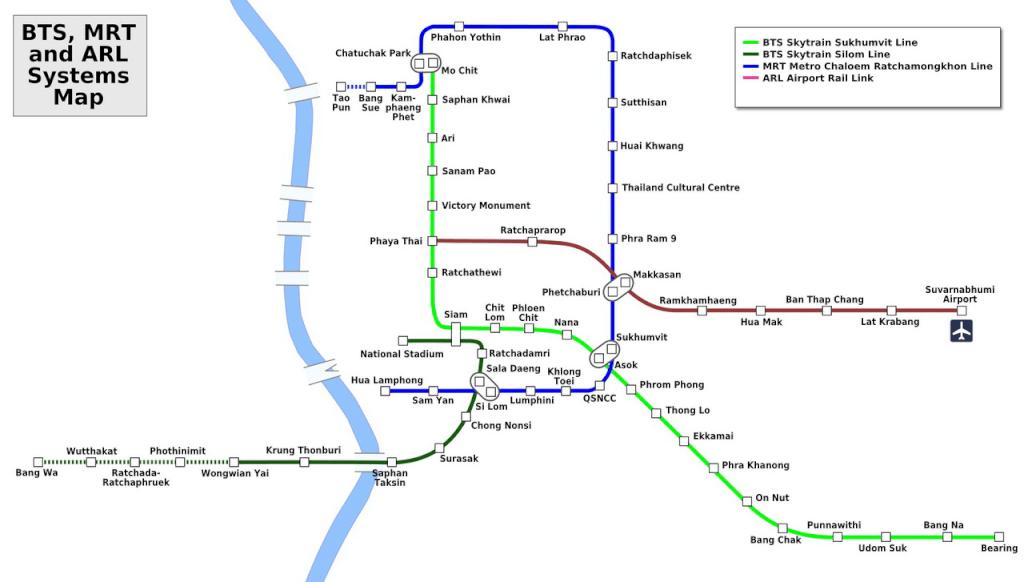 Секс в метро таиланда