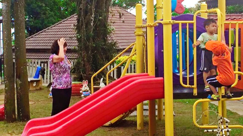 Рай для детей в Парадайз Парке на Самуи