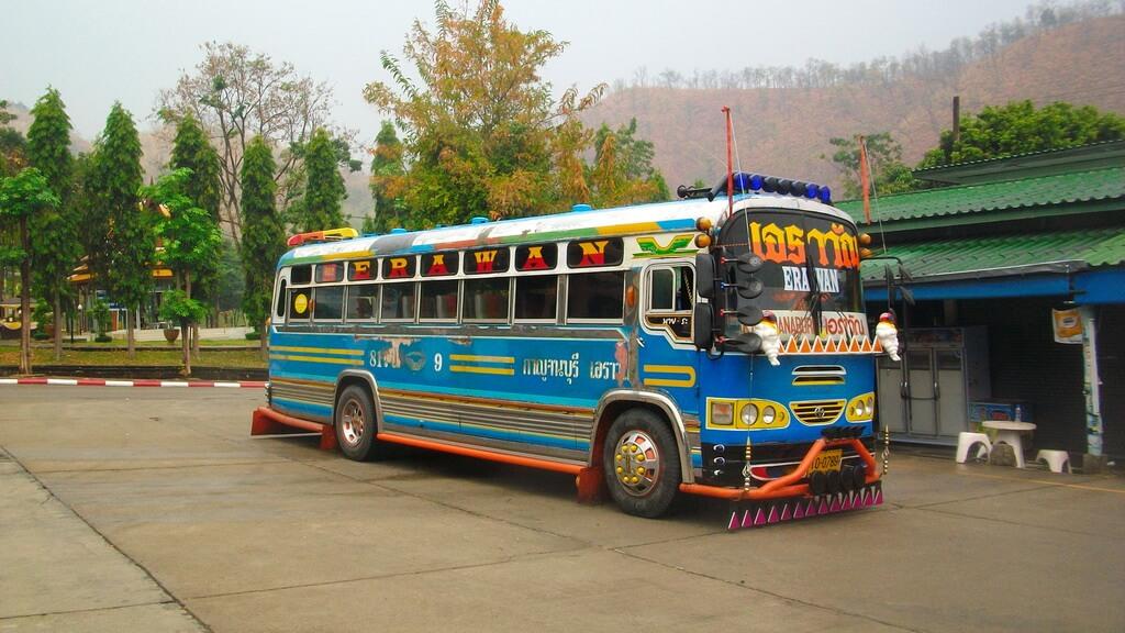 Секс на автобус туризм