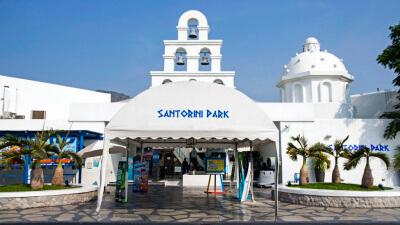 """Парк """"Santorini Hua Hin"""""""