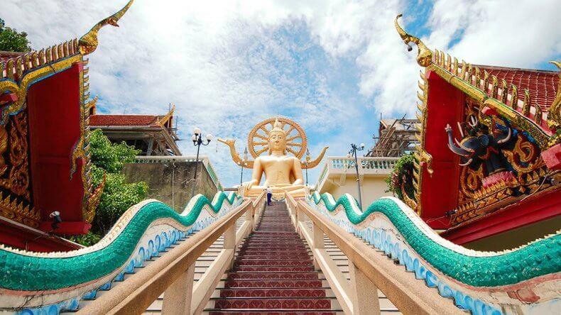 Остановка №1. Храм Большого Будды